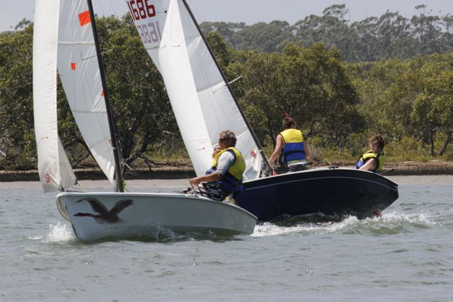 Urunga Sail Training Classes