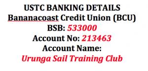 USTC BANK DETAILS 2017